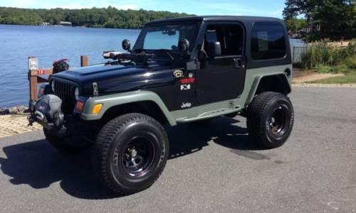 2005 Jeep Wrangler X Black For Sale Salem, Connecticut ...