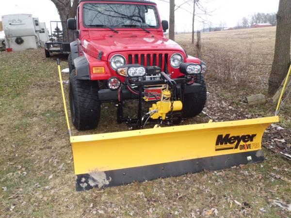 2005 Jeep Wrangler SE For Sale in Anderson Indiana - $15K