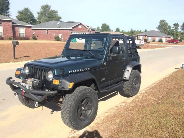 2005 Jeep Wrangler Rubicon For Sale in Milton FL - $18K