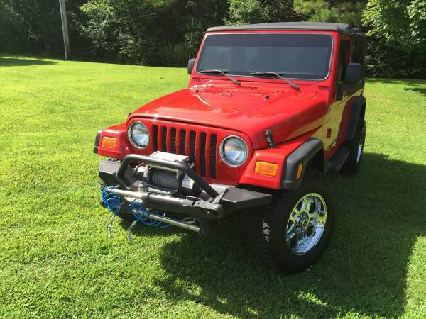 2005 Jeep Wrangler Unlimited For Sale in Cullman, Alabama ...