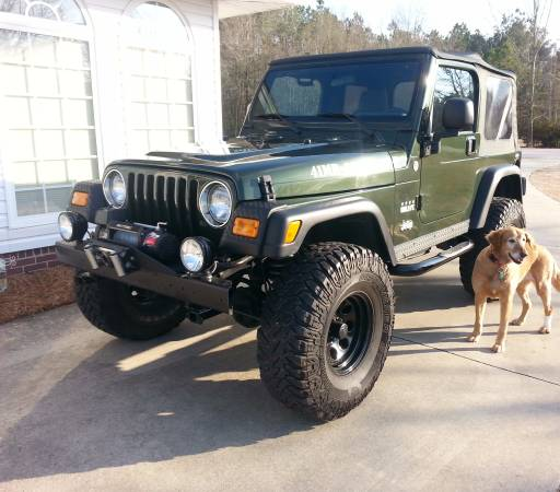 2005 Jeep Wrangler Willys Edition For Sale In Charlotte