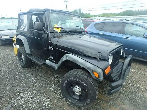 2005 Jeep Wrangler For Sale in Eastern Kentucky - $2,600