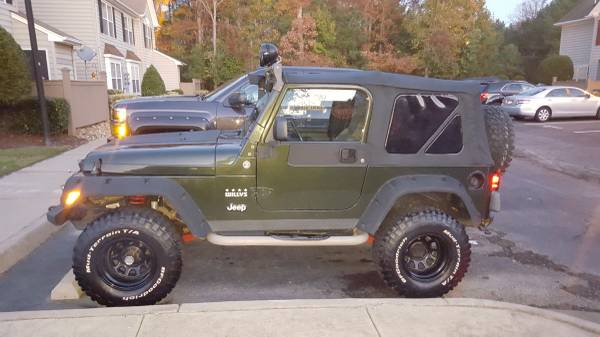 2005 Jeep Wrangler Willys Edition For Sale in Chesapeake ...
