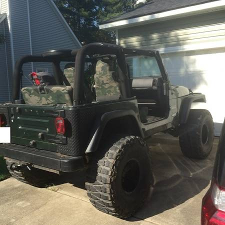 2005 Jeep Wrangler Whillys Edition For Sale in ...