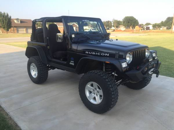 Craigslist Norman Ok >> 2005 Jeep Wrangler Rubicon For Sale in Thomas, Oklahoma - $20,000