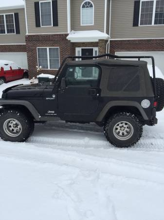 2005 Jeep Wrangler For Sale in Kingsport, Tennessee- $13,000