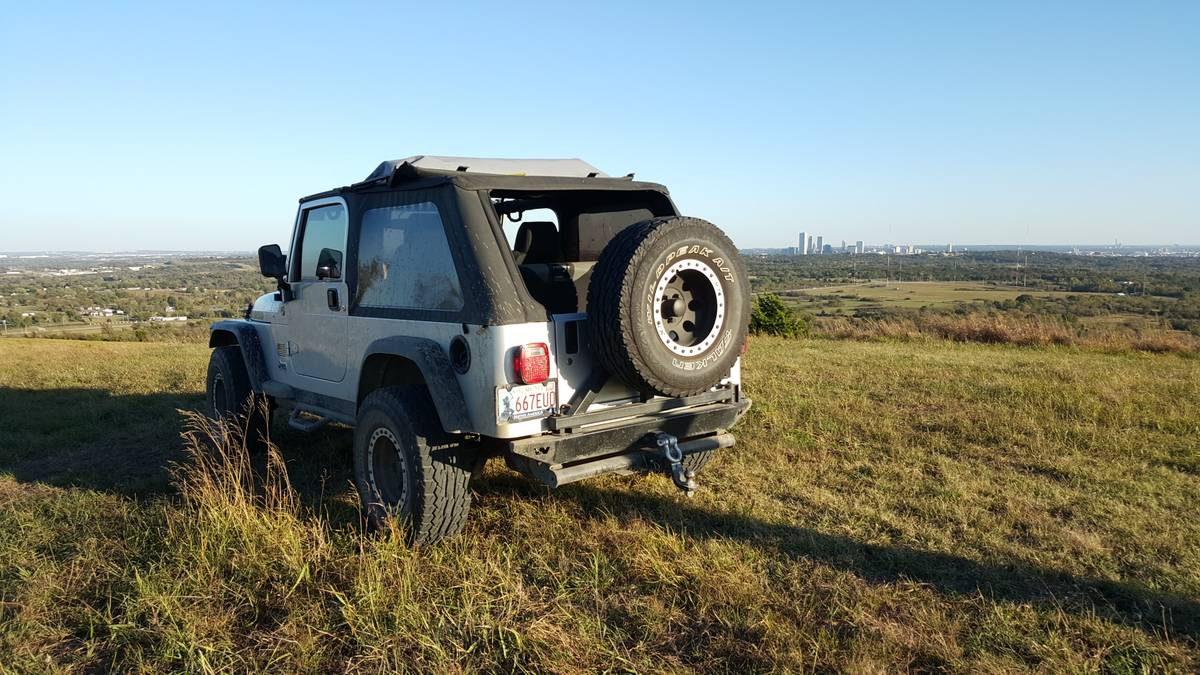 2005 Jeep Wrangler Unlimited For Sale in Sand Springs ...