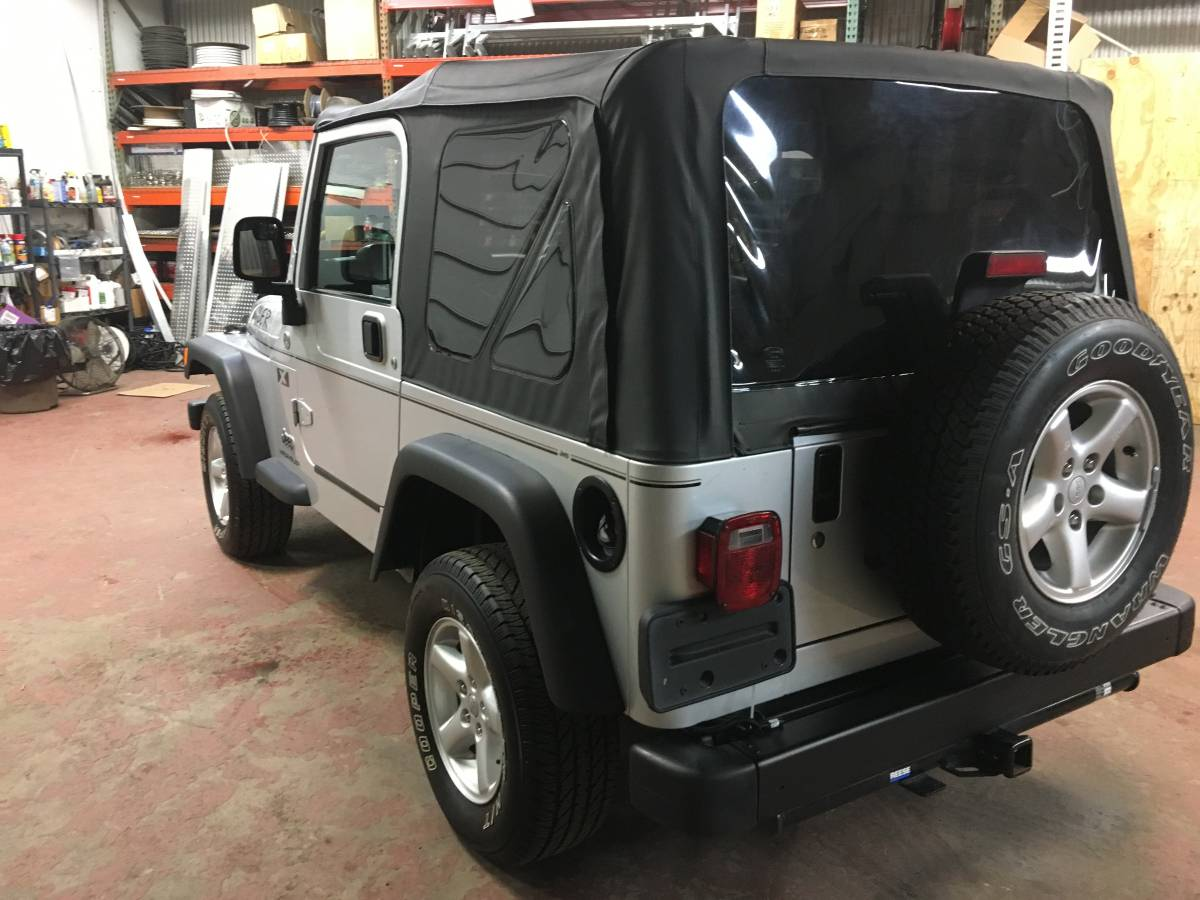 2005 Jeep Wrangler X For Sale in Waterford, MI - $15,000