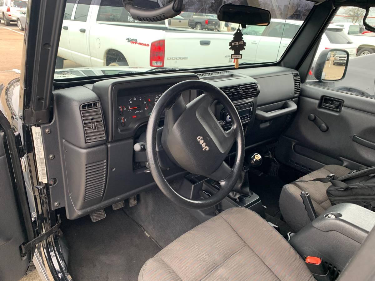 2005 Jeep Wrangler LJ Rubicon Unlimited For Sale in Chapel ...