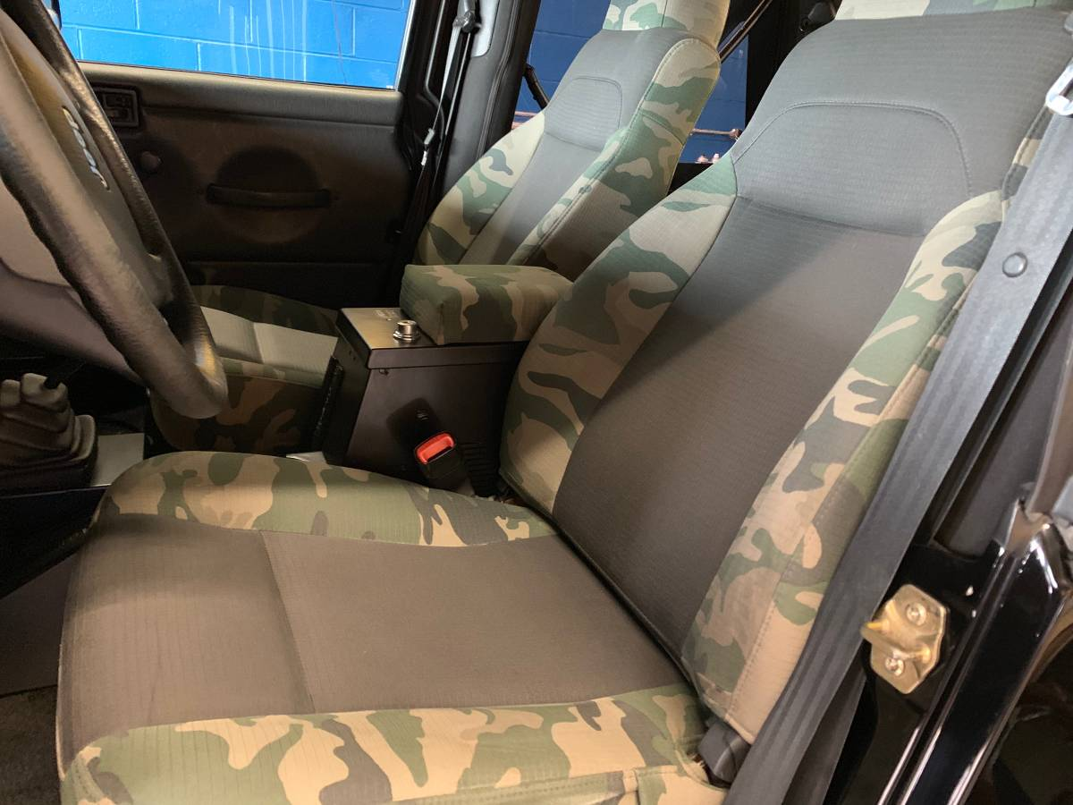 2005 Jeep Wrangler Willys Edition For Sale in Frankfort ...