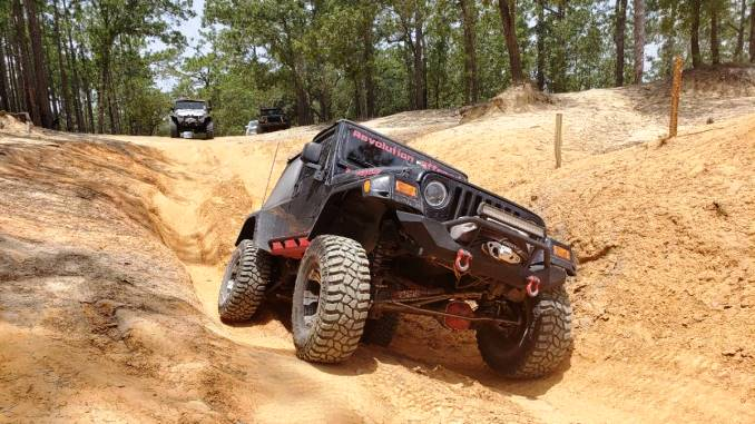 2005 Jeep Wrangler Unlimited For Sale in Winter Haven, FL ...
