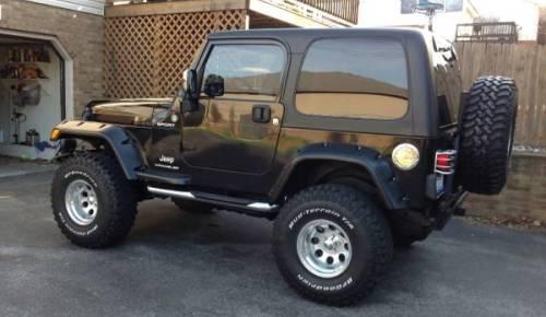 jeep wrangler unlimited rubicon for sale in michigan