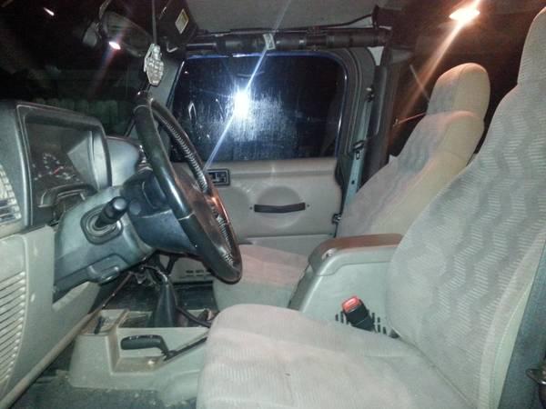 2005 Jeep Wrangler SE For Sale in Spring Hill FL - $14K