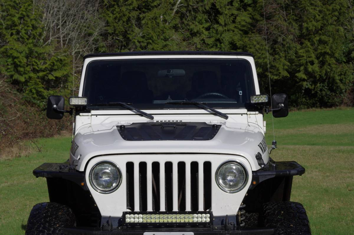 2005 Jeep Wrangler SE For Sale in Olympia, WA - $10,000