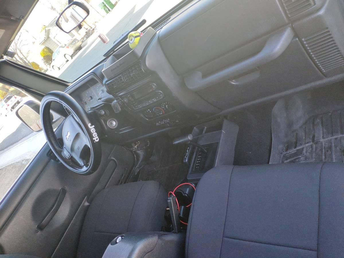 2005 Jeep Wrangler Sport 6cyl Auto For Sale in Reno, NV ...