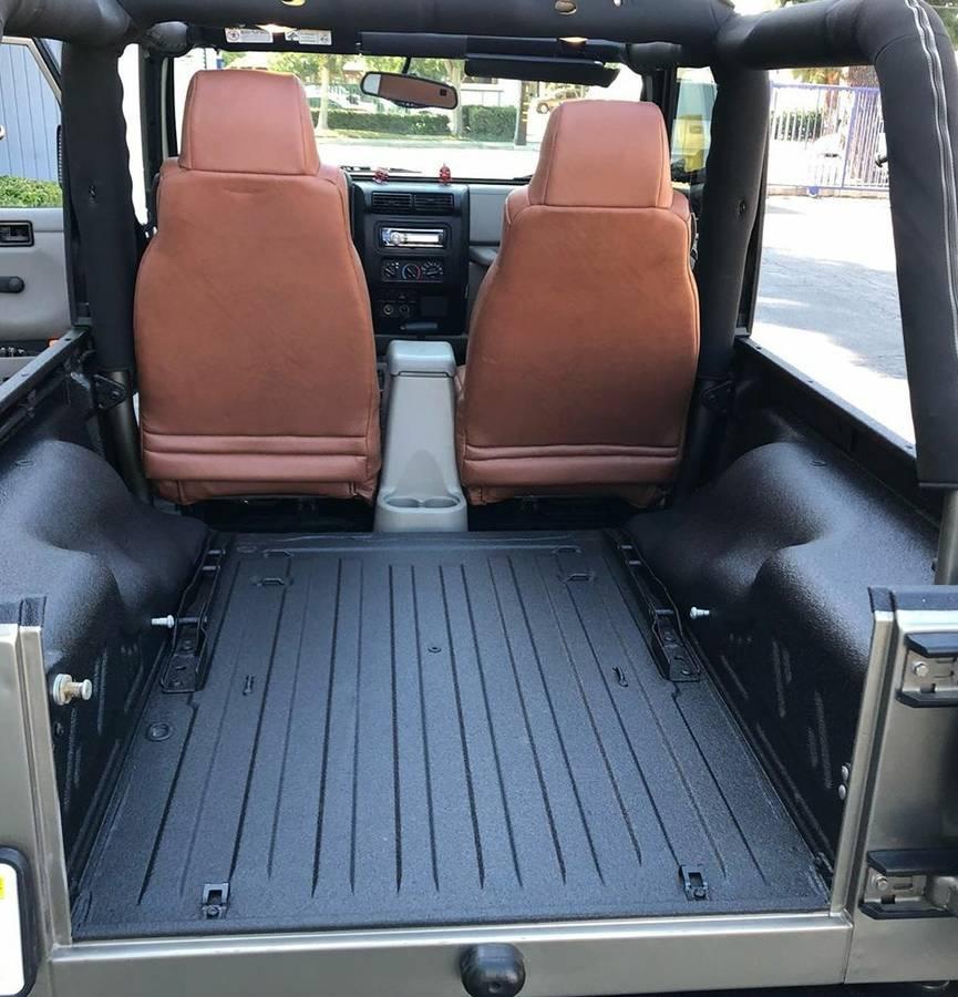 2005 Jeep Wrangler Unlimited For Sale in San Fernando ...