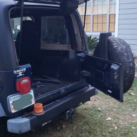 2005 Jeep Wrangler RHD 6 Cylinder Automatic in Nashville ...
