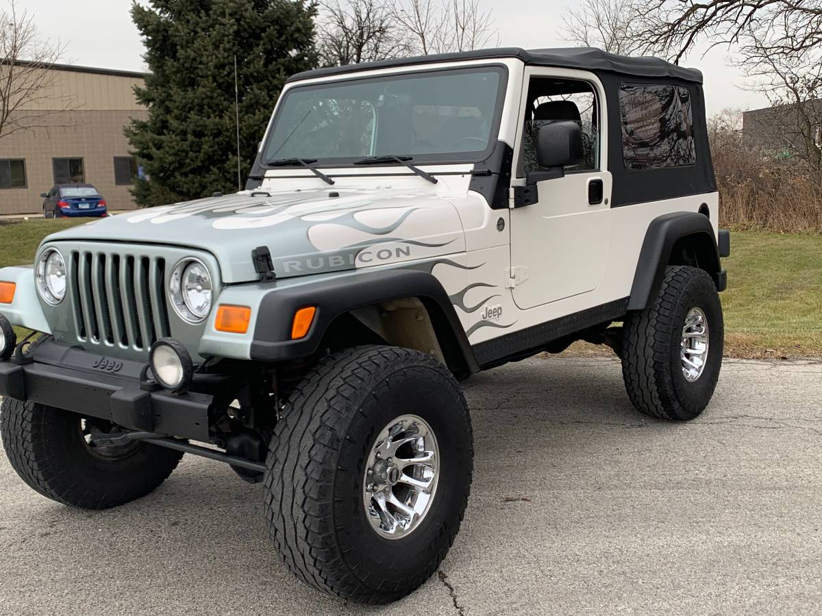 2005 Jeep Wrangler Rubicon For Sale in Frankfort, IL - $15,000